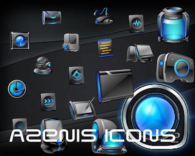 Azenis Icon Theme
