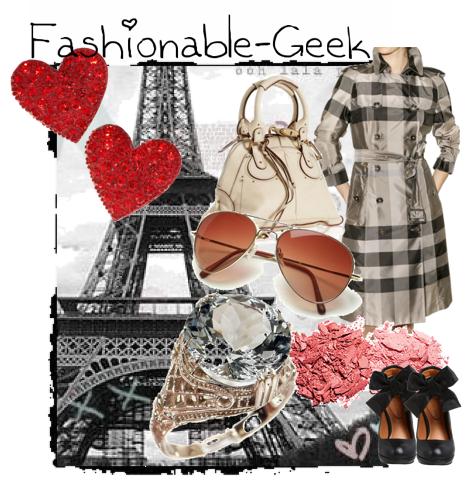 Fashionably Geek, Geeky Fashionable