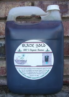 SQWorms: 5L x 100% Concentrate Liquid Black Gold Fertilizer