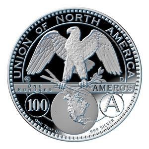 AMERO: Silver Coin