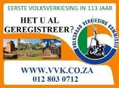 Volksraad Verkiesing Kommissie (VVK)