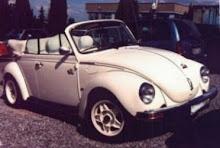 1975 Nordstadt VW Cabrio