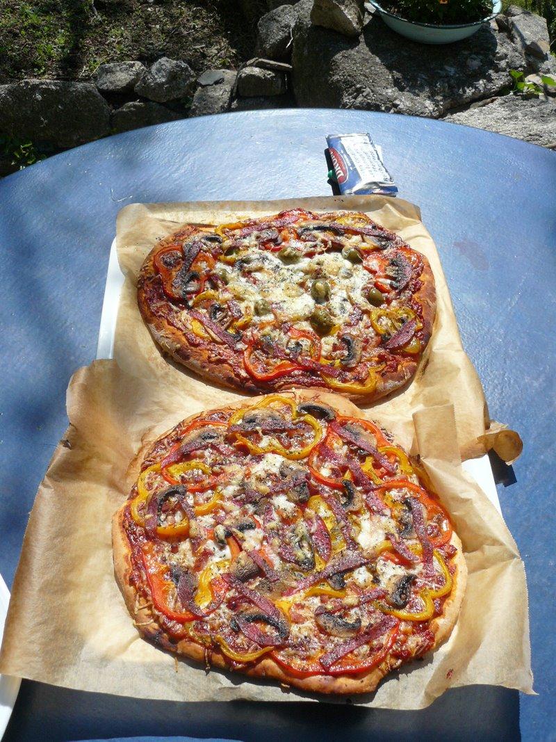 [ff+wachten...pizza]