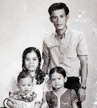 Kenangan 1972, Bersama Mak, Ayah dan Yong