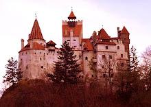 castillo original de dracula en transilvania (rumania)