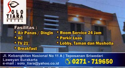 Hotel Penginapan Tiara