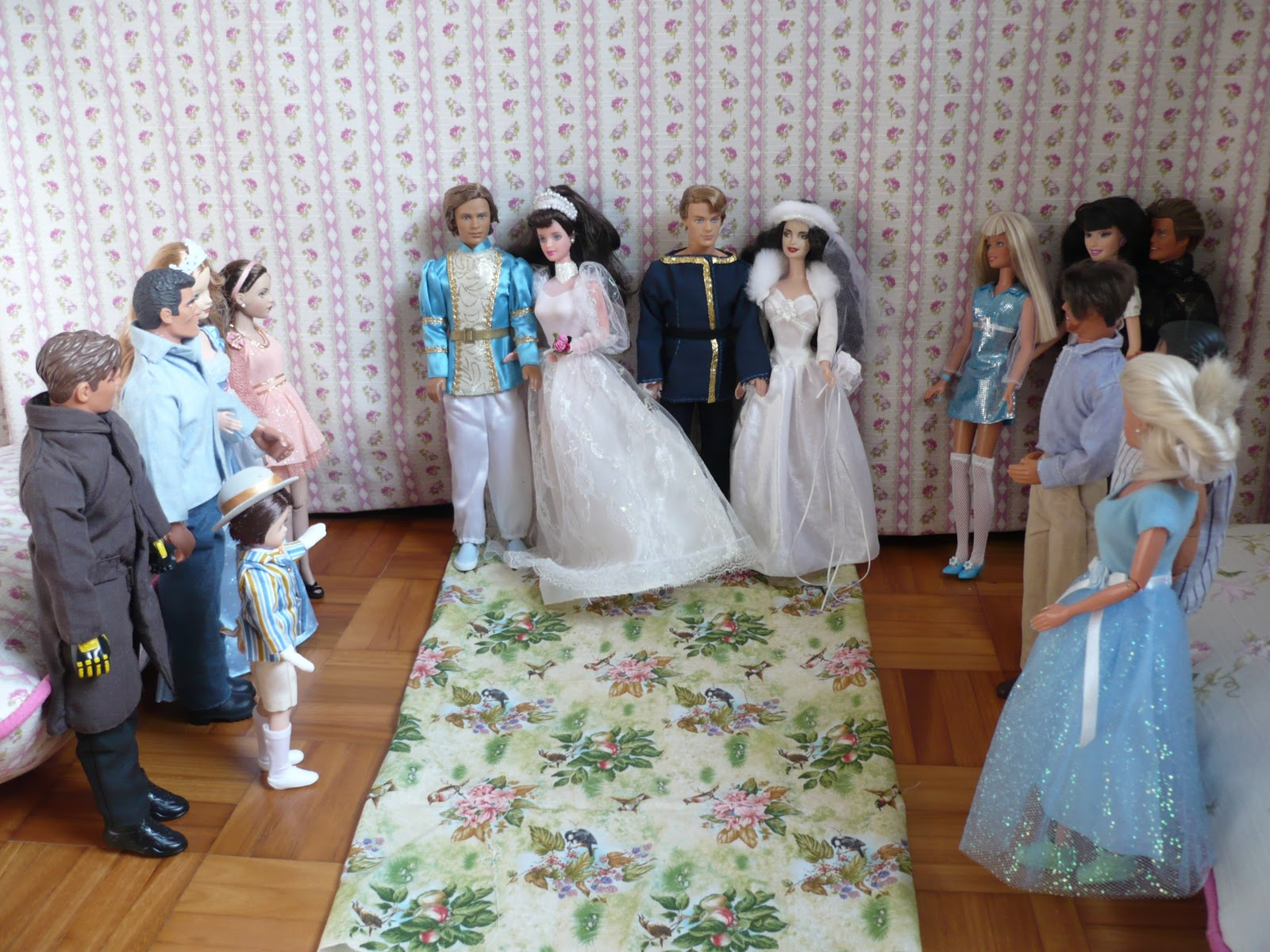 Casamento duplo double wedding double wedding junglespirit Gallery