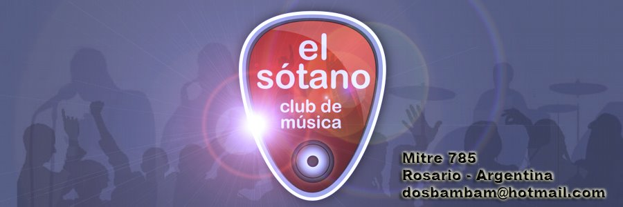 *EL SÓTANO* Club de música