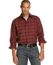 Club Room Flannel Shirt