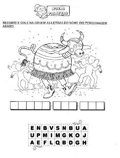 AtividadesLendaseFabulas+(94) BUMBA MEU BOI para crianças