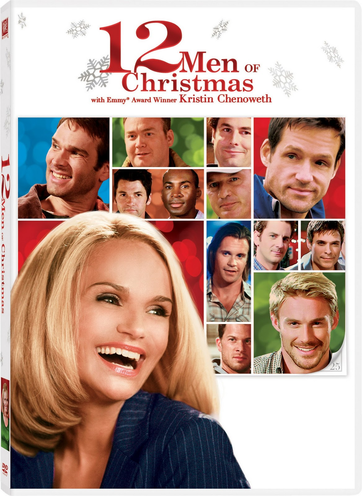 Win a copy of 12 Men of Christmas on DVD! | DVDLEGION.COM - DVD ...