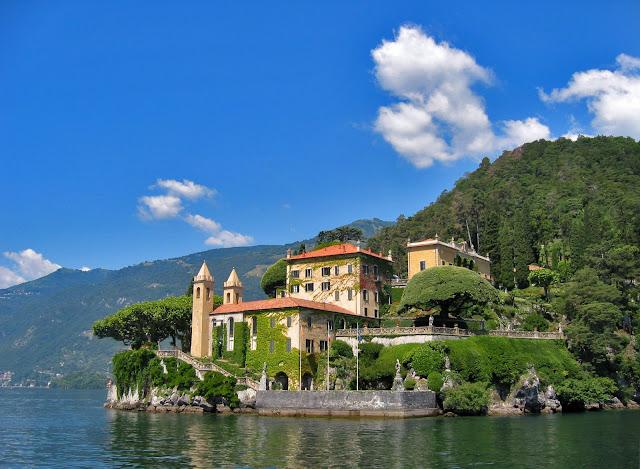 Villa Del Balbianello Wo Parken