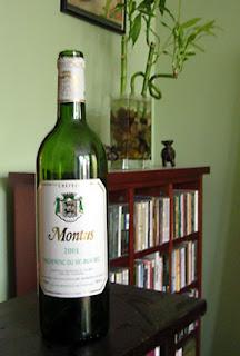 Chateau Montus Pacherenc du Vic-Bilh Sec 2001