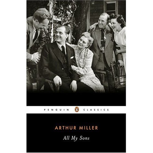 a comparison of arthur millers death of a salesman and all my sons Free essay: death of a salesman and all my sons as optimistic tragedies this essay deals with arthur miller, and his uniqueness as a tragic playwright the.