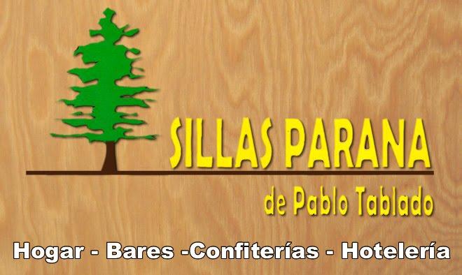 Sillas Paraná