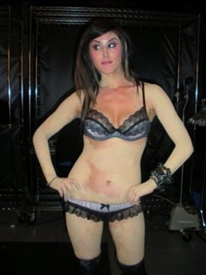 Kat Von D Without Tattoos