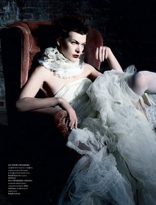 Milla Jovovich photo