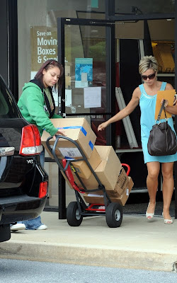 Kate Gosselin's photo
