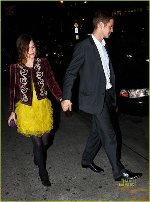 Rachel Bilson & Hayden Christensen picture