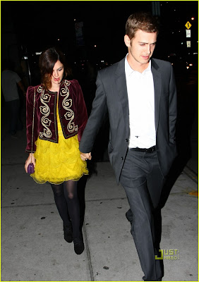Rachel Bilson & Hayden Christensen photo