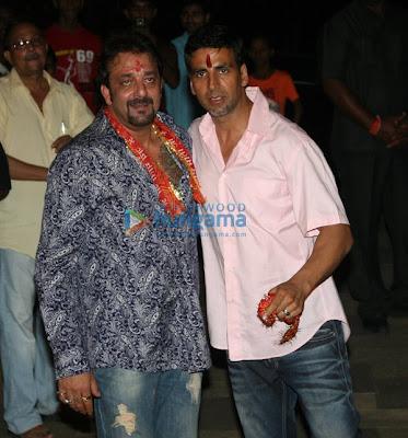 Sanjay Dutt, Akshay Kumar