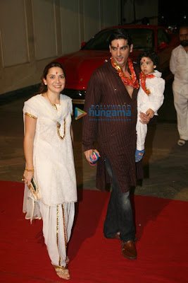 Malaika Khan, Zayed Khan