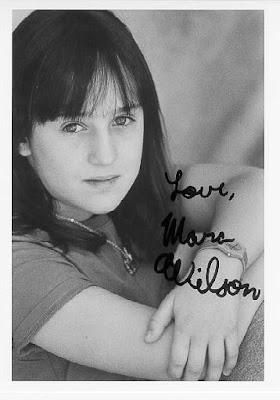 Mara Wilson Hairstyles