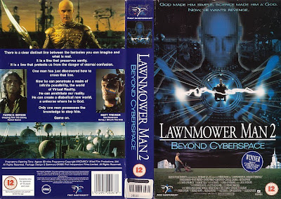 Jeff  Fahey  | The Lawnmower Man |  Jenny Wright |  Borat | Car Speakers