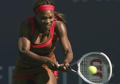 Serena Williams Breast