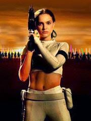 """Padmé Amidala (""""Star Wars"""" prequels 1999-2005) & Natalie Portman"""