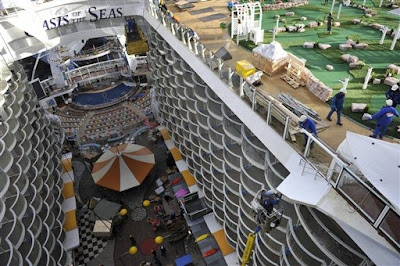 Largest Cruise Ship
