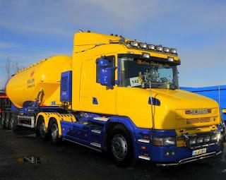 Aerography truck photo