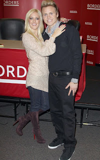 Heidi Montag and Spencer