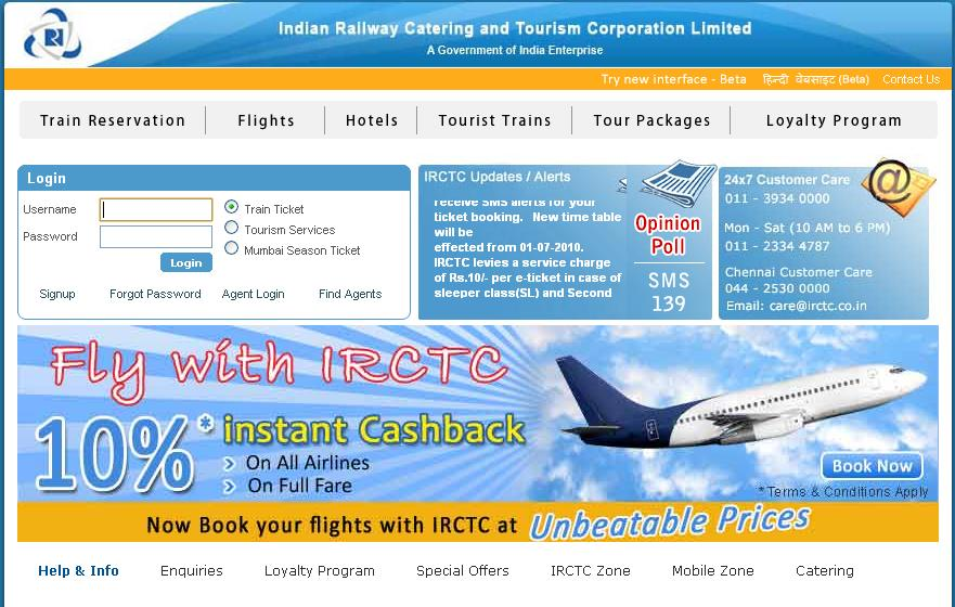 rail way ticket reservation Find out how you can save money on train tickets by booking in advance and read about our availability and current exclusions for advance tickets.
