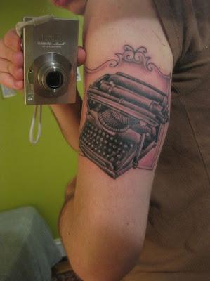 this is strange tattoos