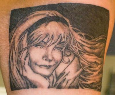 creative tattoo. very creative tattoos,