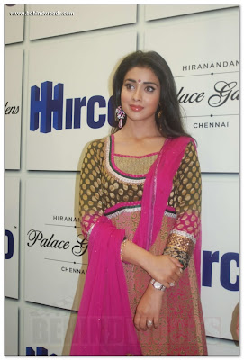 Shriya Saran is gone to function In Salwar Kameez