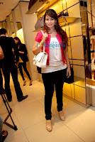Isha Koppikar and Suzanne Roshan at Tods Collection Launch