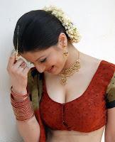 Charu Arora Navel show Hot Photo Gallery