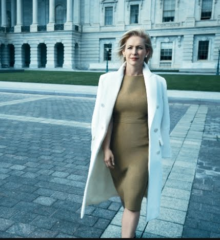 Kirsten Gillibrand Vogue Magazine Photos