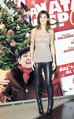 Elisabetta Canalis, Magazine photo, Entertainment