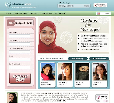 Free online muslim dating sites