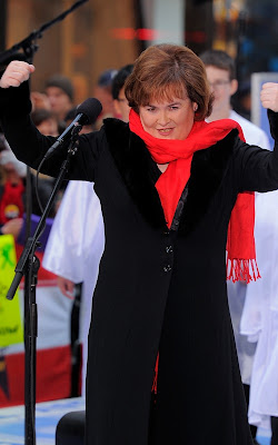Susan Boyle, Performing, Entertainment