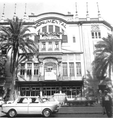 HISTORIA DEL CINE EN ALICANTE Cine+Monumental+1960