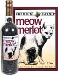 Premium Wine for Cats