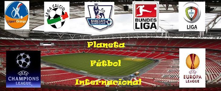 Planeta Fútbol Internacional