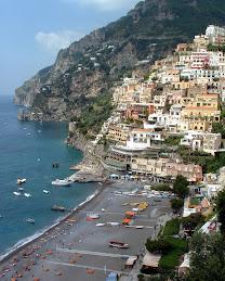 Picturesque Positano, Italy