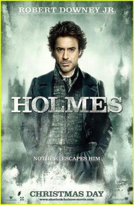 detective sherlock holems movie