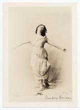 Maravilhosa Isadora...