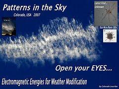 Co na nás padá s deštěm #Věda